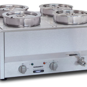 Roband Counter Top Bain Marie - Roband