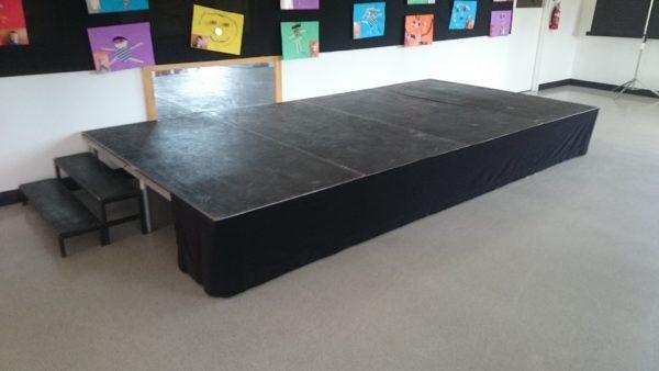 Floor - Plywood