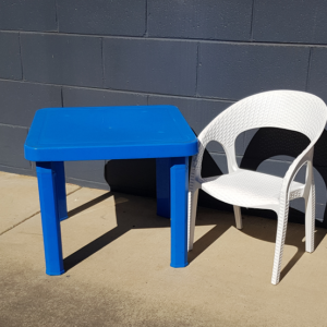 Chair - Table