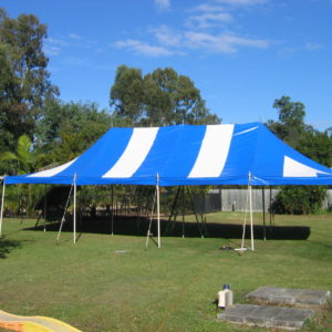 Marquees Peg and Pole