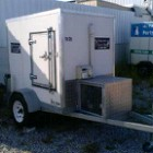 Coldroom Small, Trailer Mounted
