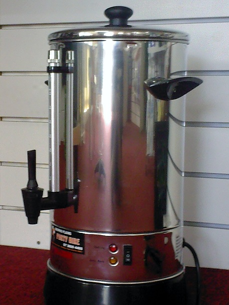 Urn, Electric 10 Litre (40cup)