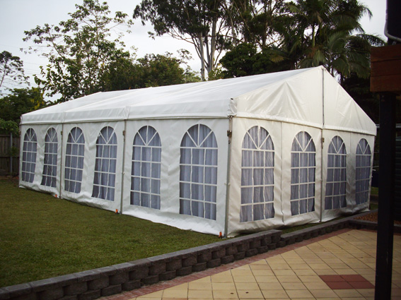 6m x 9m Marquee Structure