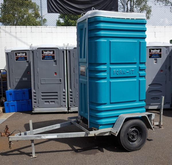Toilet, Party Budget (trailer mounted)