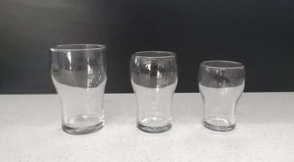 Glass, Beer 285ml (Per box of 24)