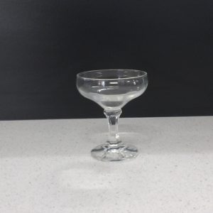 Glass, Champagne Bowl (Per box of 12)
