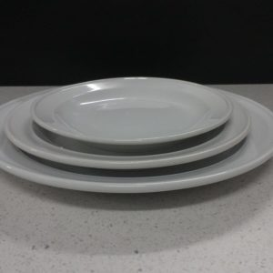 Plate, Dinner (Packaged in 5's)