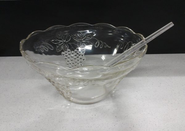 Punch Bowl 10 Litre (With Ladle)