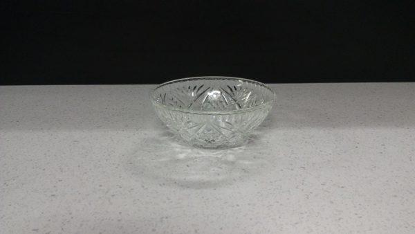 Bowl, Glass Sugar