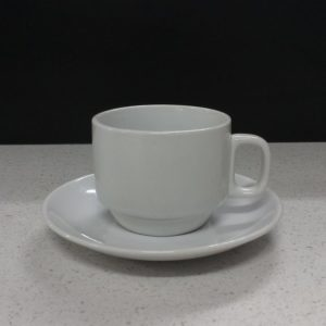 Cup and Saucer (Set)  (Packaged in 5's)