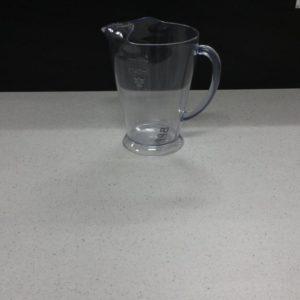 Glass Milk Jug (ea.)