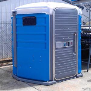 Portable toilet - Toilet