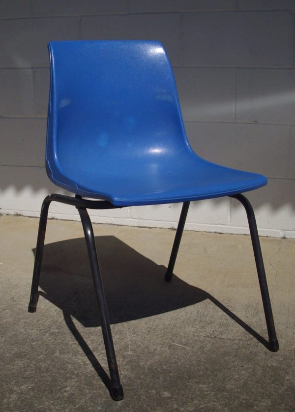 Chair, Blue Budget