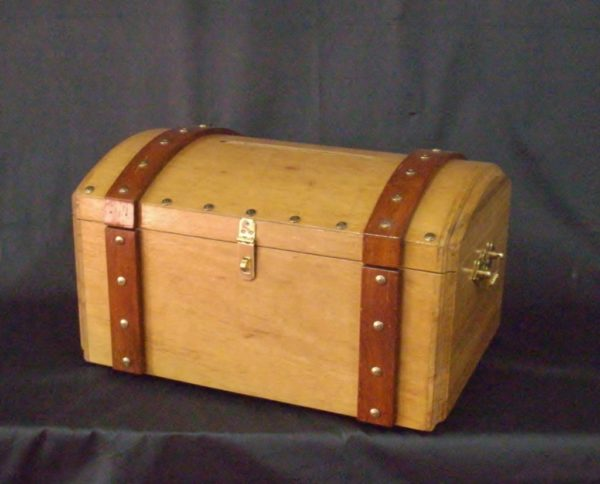Treasure Chest Timber