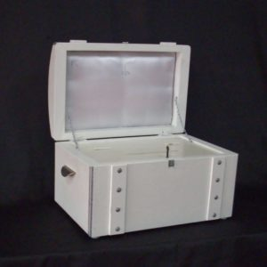 Treasure Chest White