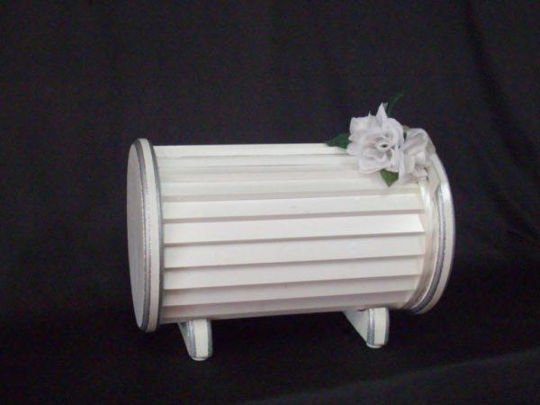 Gift Card Barrel White