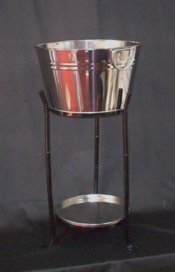 Champagne Bucket Large with stand