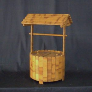 Wishing Well Timber
