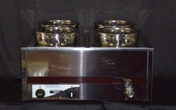 Bain Marie Soup 4 Pot