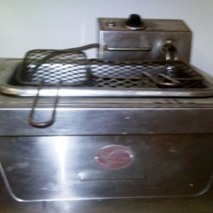Deep Fryer (Electric 2 Basket)