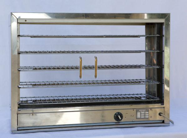 Pie Warmer Glass Front