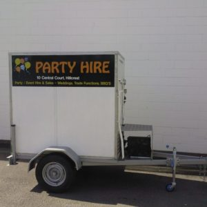 Trailer - Commercial vehicle