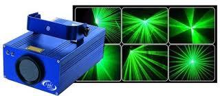 Disco Light, Green Ghost (Laser)